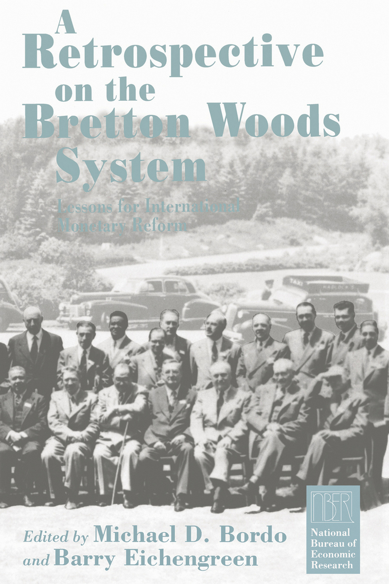 A retrospective on the bretton woods system lessons for cover of book platinumwayz