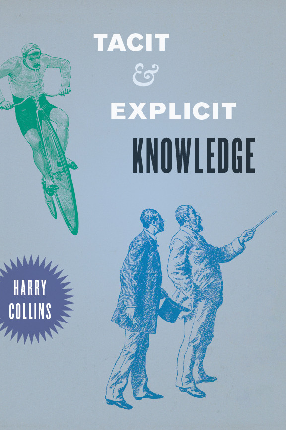 Cover of Tacit and Explicit Knowledge