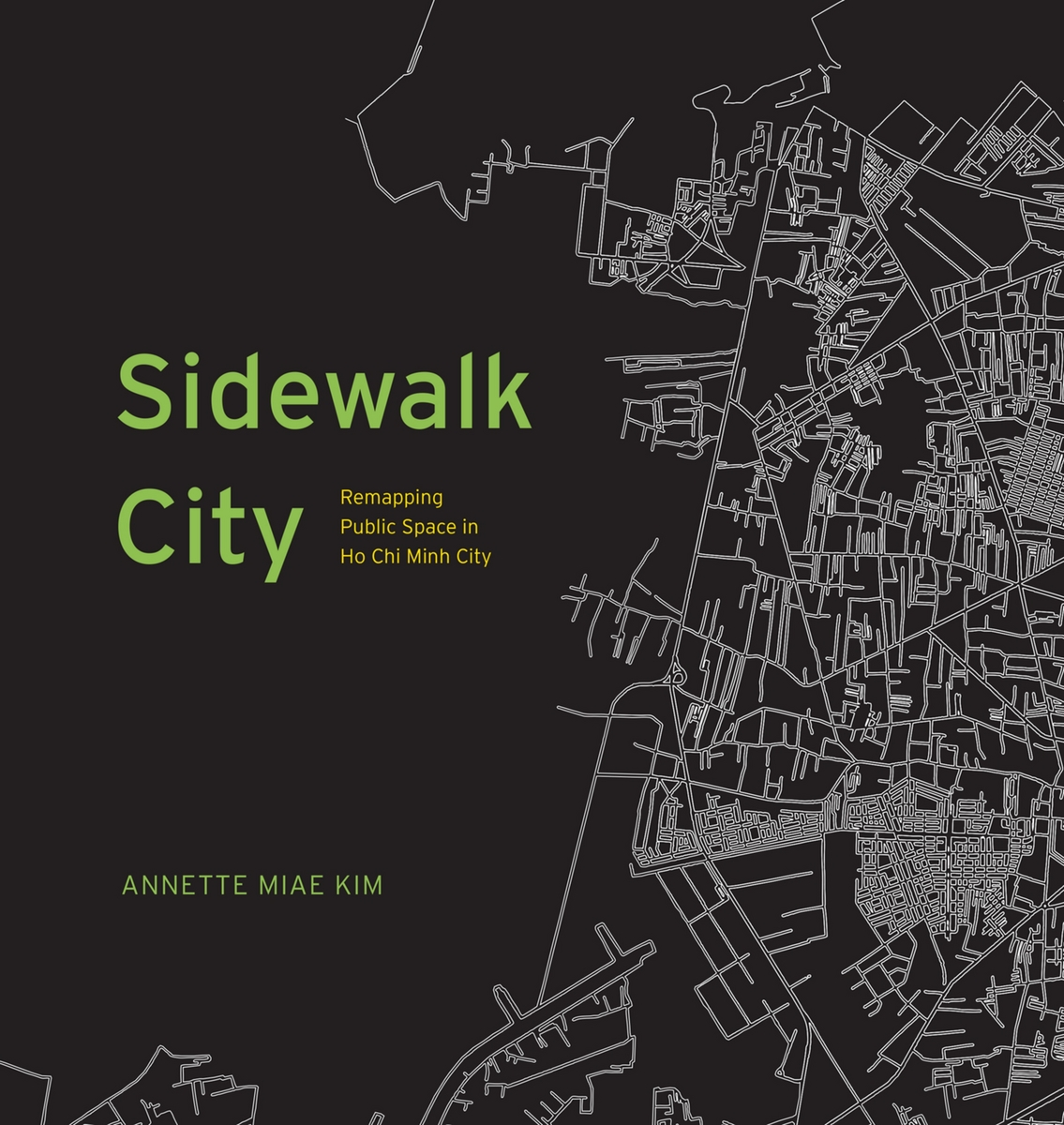 Cover of Sidewalk City