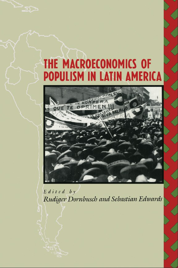 Cover of The Macroeconomics of Populism in Latin America