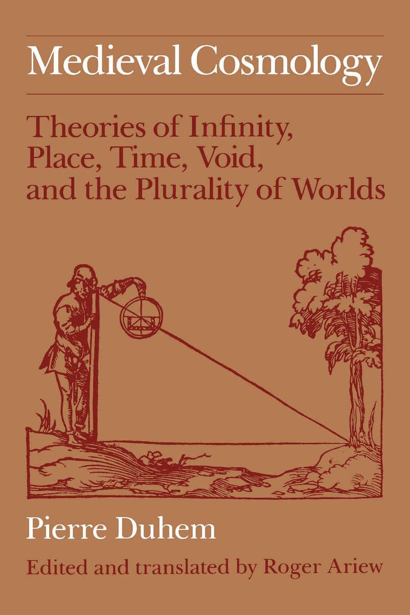 Medieval Cosmology Theories Of Infinity Place Time border=