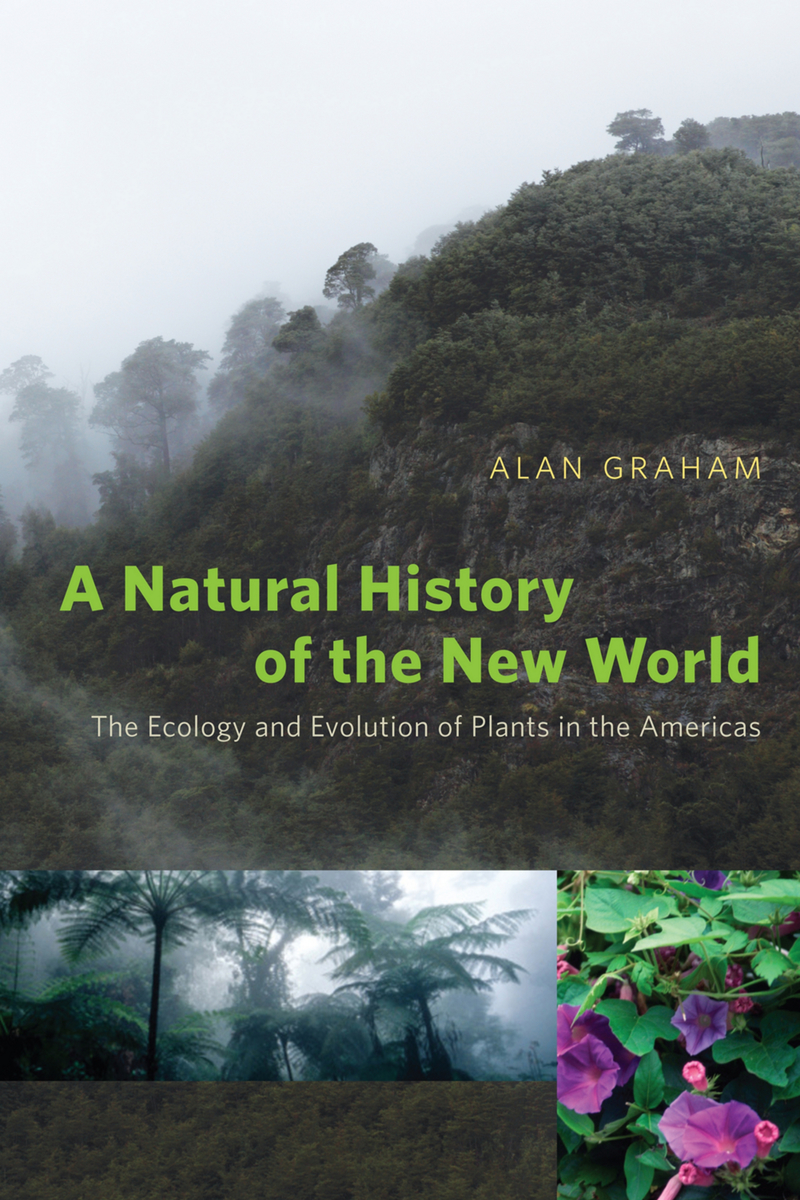 A Natural History of the New World: The Ecology and