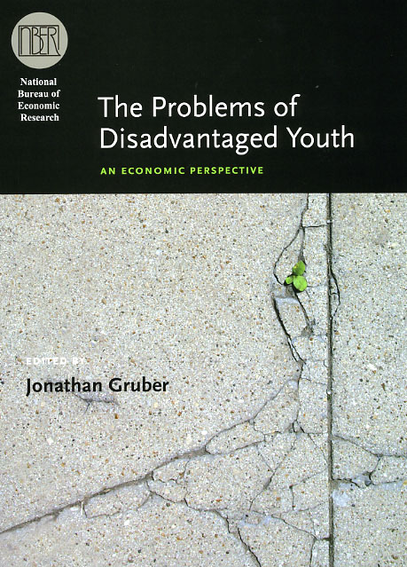 Cover of The Problems of Disadvantaged Youth