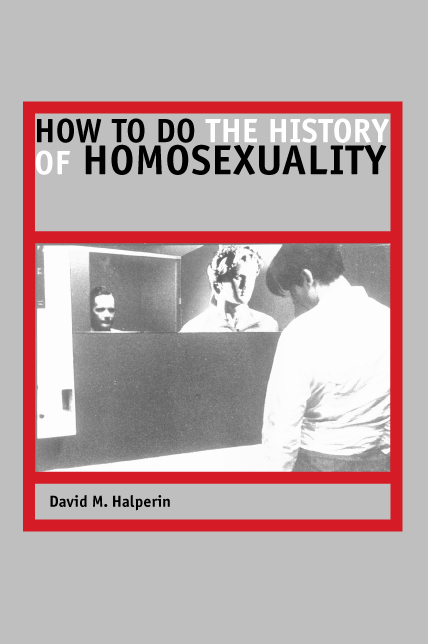history of homosexuality essay Homosexuality has been admired, reproved, and criticized, all through the recorded history, in different parts of the world this paper discusses the term and the history of homosexuality both chronological and modern accounts of homosexuality are reviewed.