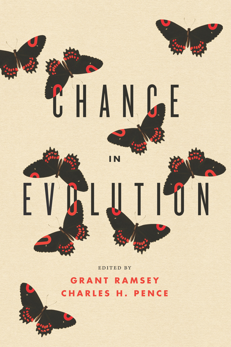 Cover of Chance in Evolution