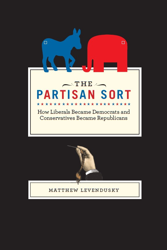 Cover of The Partisan Sort