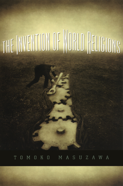 Cover of The Invention of World Religions