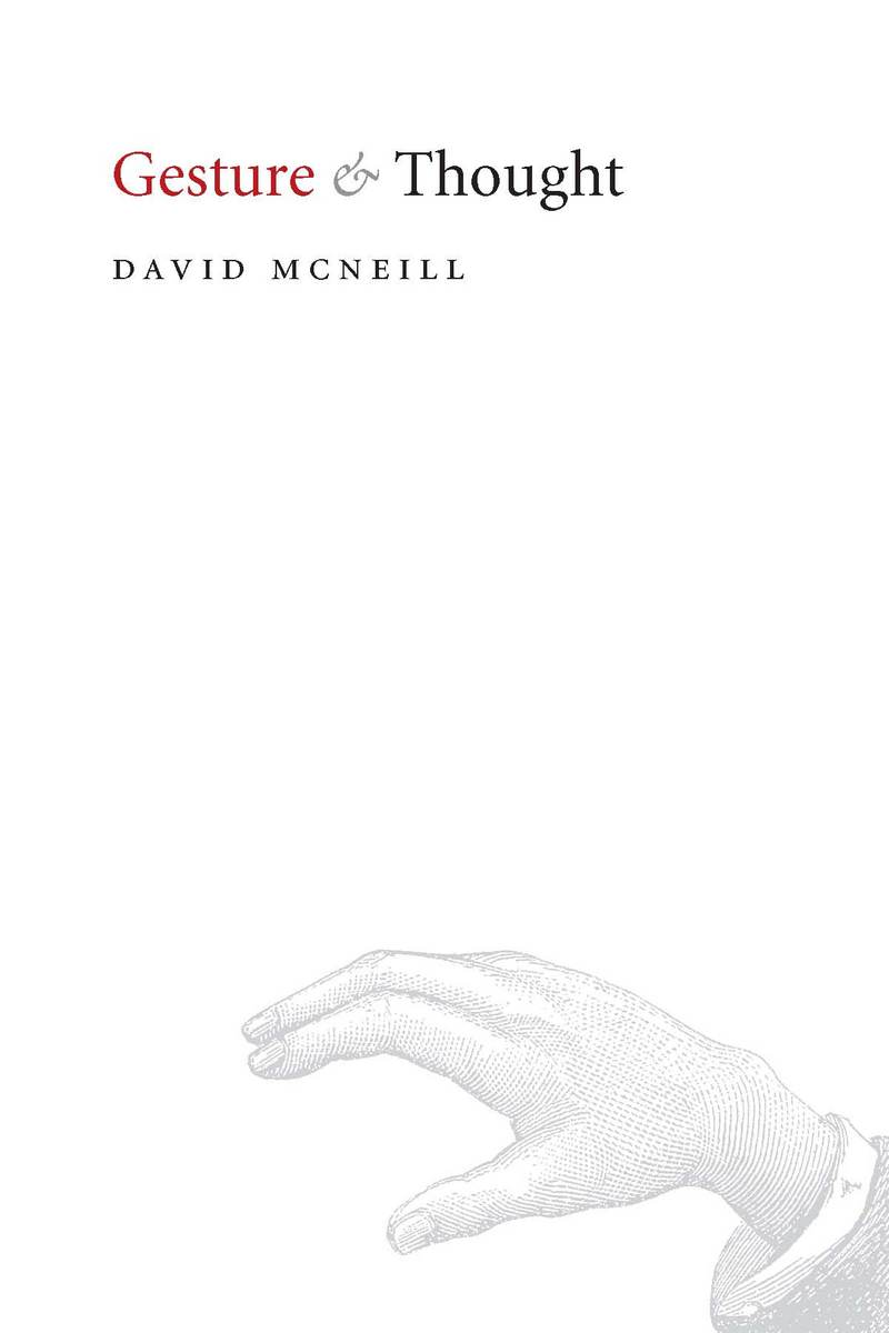 Cover of Gesture and Thought