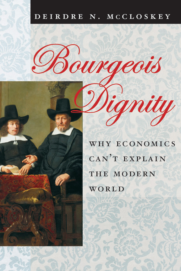 Cover of Bourgeois Dignity