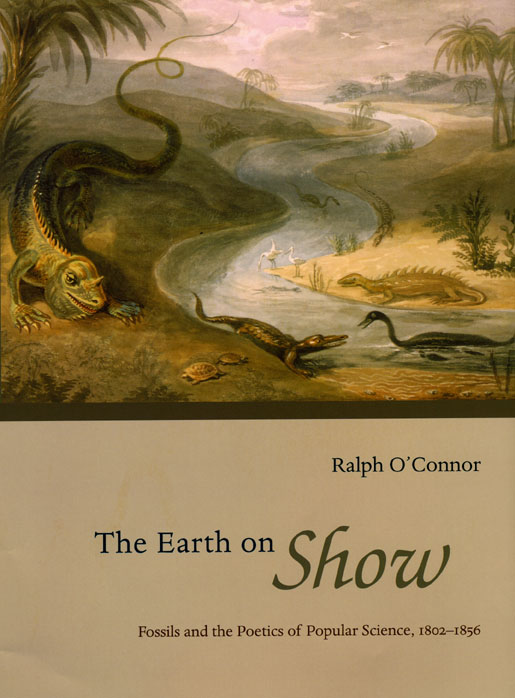 Cover of The Earth on Show