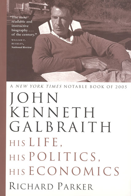 an analysis of conventional wisdom in the book the affluent society by john kenneth galbraith What work popularized the term conventional wisdom the affluent society by john kenneth galbraith who was the chairman of the council of economic advisors from 2003-2005.