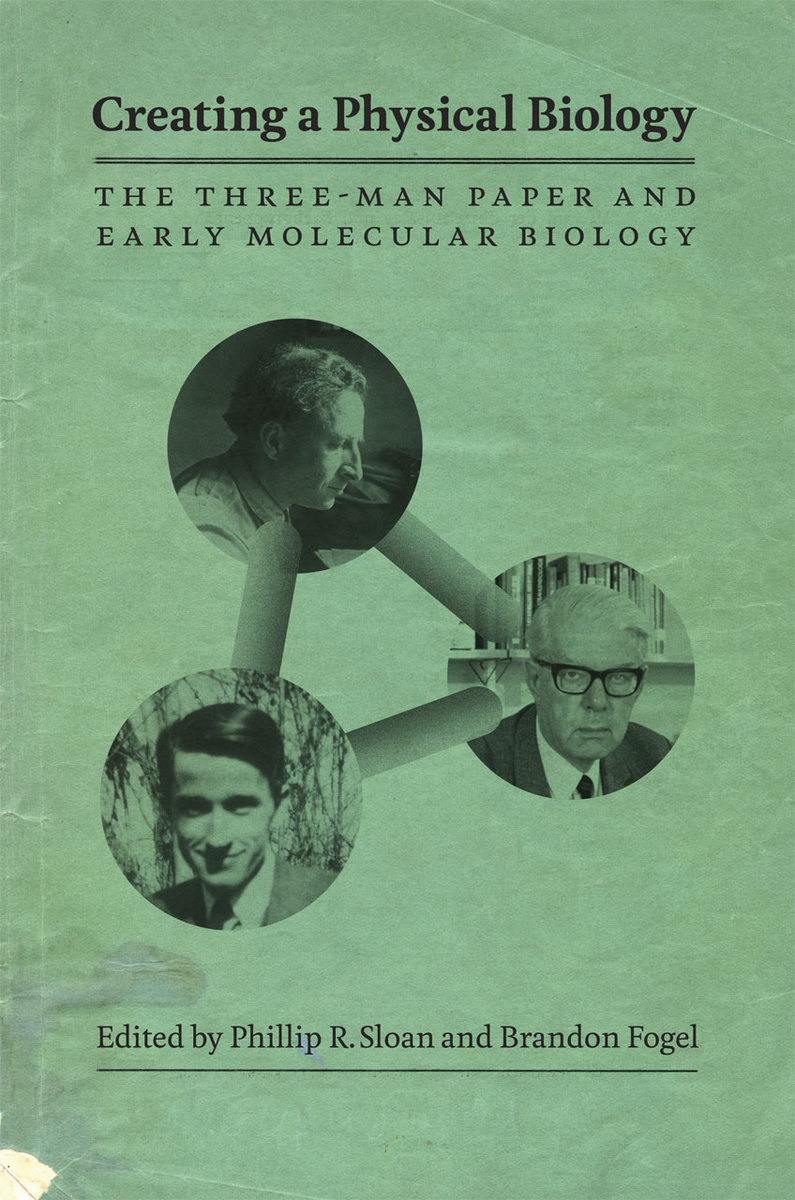 Cover of Creating a Physical Biology