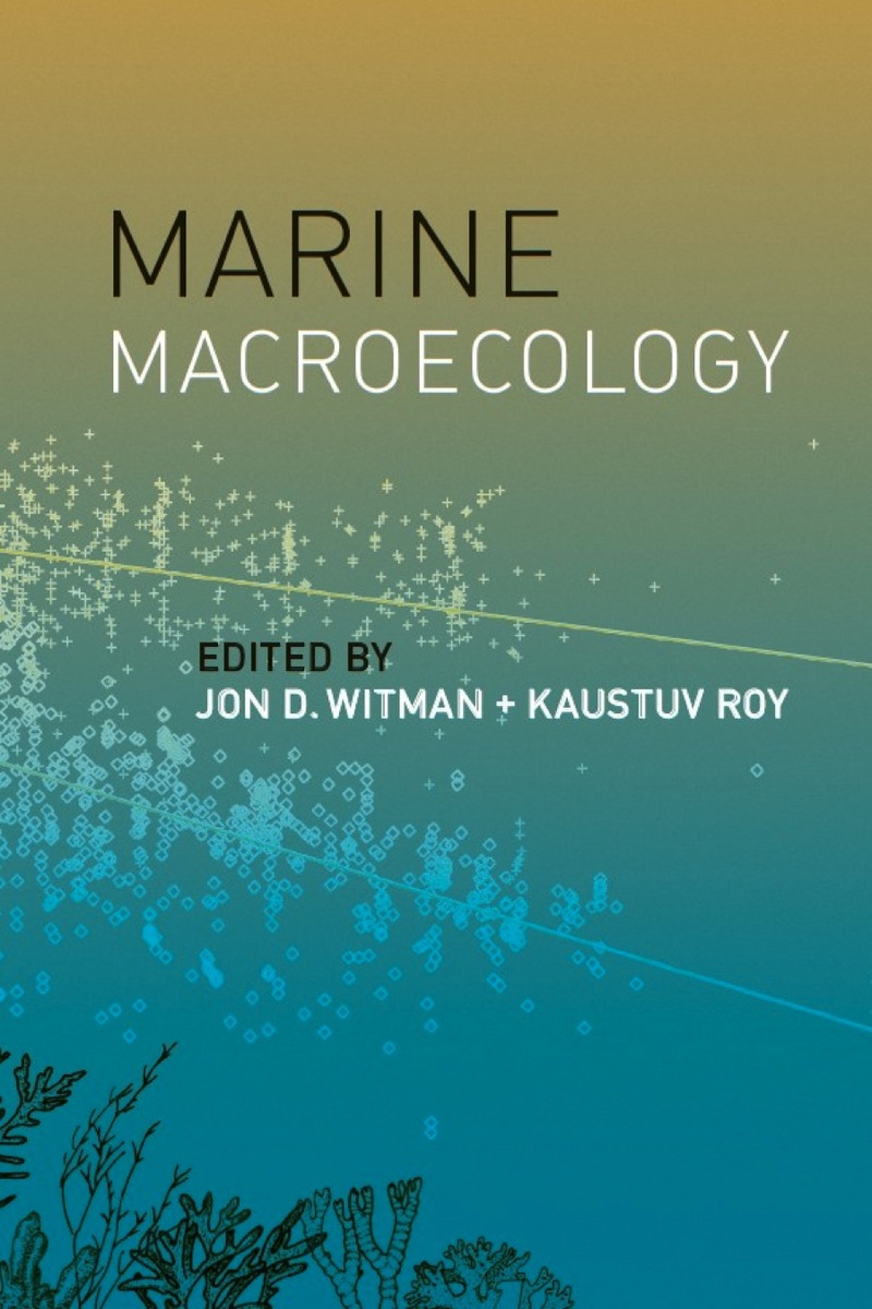 Cover of Marine Macroecology