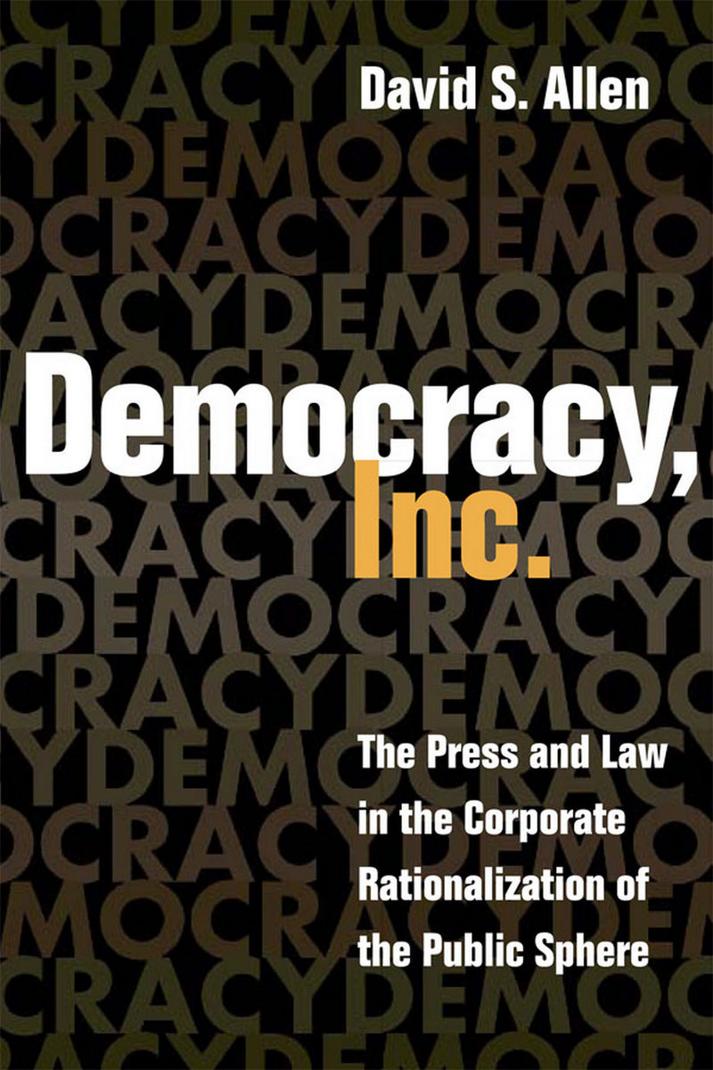 the press in a democracy The press in a democratic society jeffrey richardson his/301 november 8th, 2011 the press in a democratic society since the recognition of the media in these cases, the media contribute to public cynicism and democratic decay in many new democracies, the media have been able to assert.