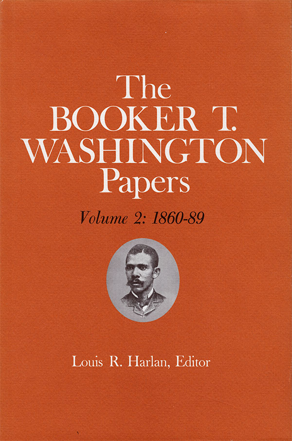 booker t washington research paper