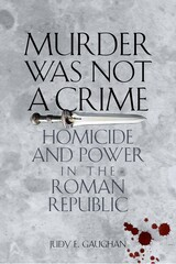 Murder Was Not a Crime