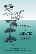 A Manual of Aquatic Plants