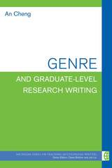 Genre and Graduate-Level Research Writing
