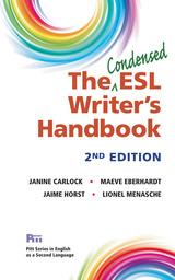 Condensed ESL Writer's Handbook, 2nd Ed.