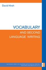 Vocabulary and Second Language Writing