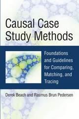 Causal Case Study Methods