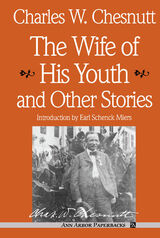 Wife of His Youth and Other Stories