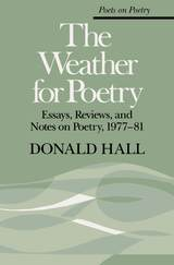 Weather for Poetry