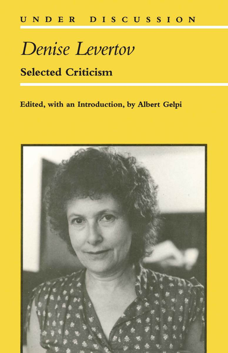 module c history and memory denise levertov With robert bertholf he edited the letters of robert duncan and denise levertov his latest book is american poetry after modernism: the power of the word, and his next project is the selected prose of c day lewis, the golden bridle.