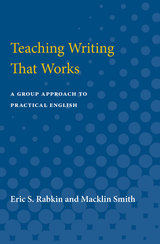 Teaching Writing That Works