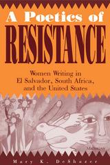 Poetics of Resistance