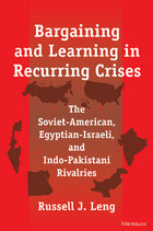 Bargaining and Learning in Recurring Crises