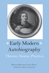 Early Modern Autobiography