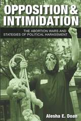 Opposition and Intimidation