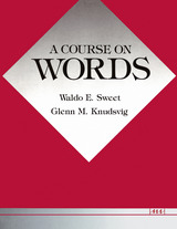 Course on Words