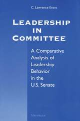 Leadership in Committee