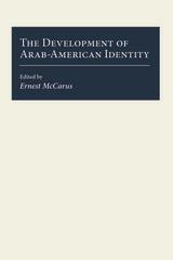 Development of Arab-American Identity