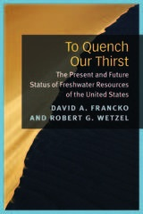 To Quench Our Thirst