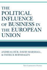 Political Influence of Business in the European Union