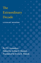 Extraordinary Decade