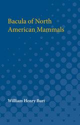 Bacula of North American Mammals
