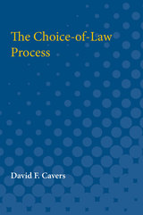 Choice-of-Law Process