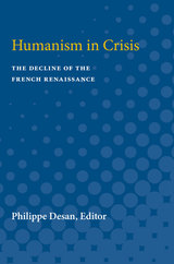 Humanism in Crisis