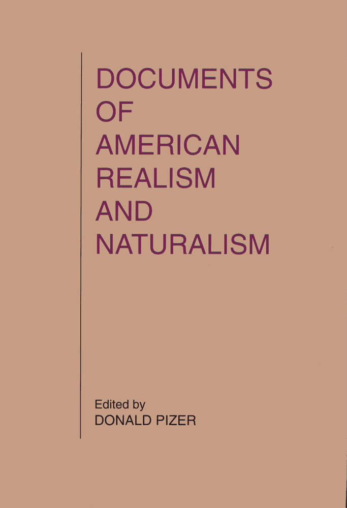 an analysis of american naturalism Naturalism, in literature, an approach that proceeds from an analysis of reality in   twentieth-century american literary naturalism: an interpretation by donald.