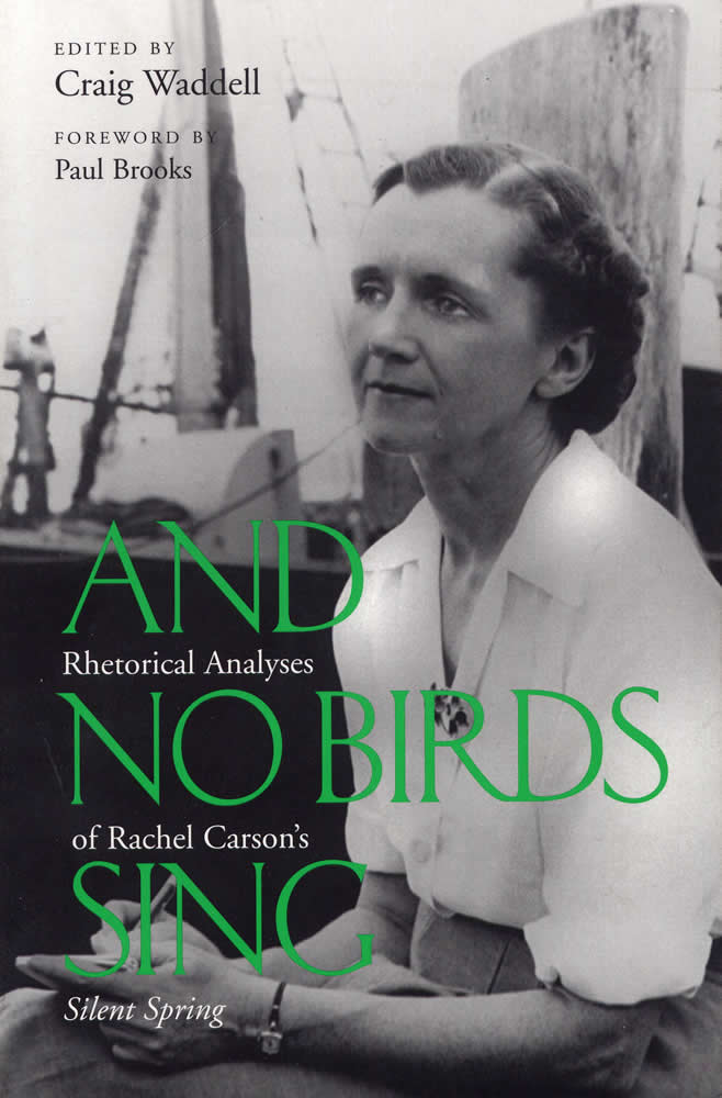 an analysis of the book silent spring by rachel carson Each study guide we provide is a free source for literary analysis we offer an educational supplement for better understanding of classic and contemporary literature free study guides and book notes including comprehensive chapter analysis, complete summary analysis, author biography.