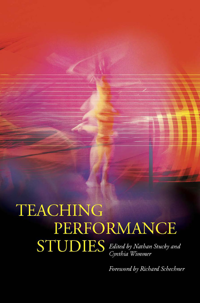performance theory richard schechner