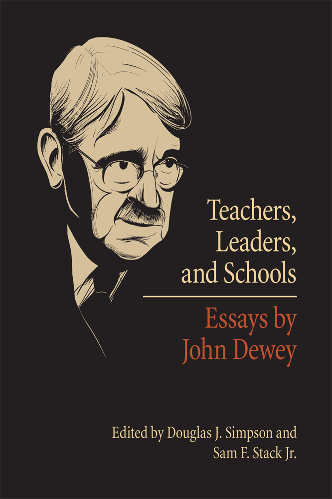 john dewey on education essay John dewey's democracy and education: questions for education today vocational education dewey did not use the term 'vocational education' in the established.