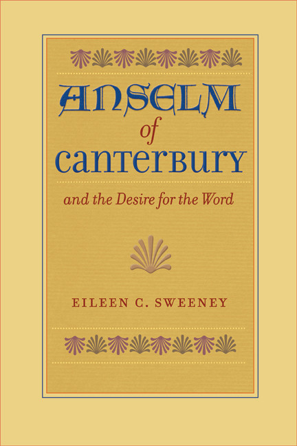 book analysis of anselm Anselm of canterbury (/  he attributes this style—and the book's existence—to the requests of his fellow monks that nothing whatsoever in these matters.