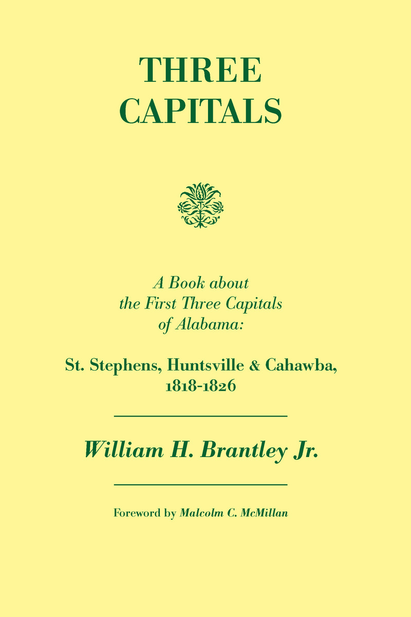 Image result for three capitals william brantley