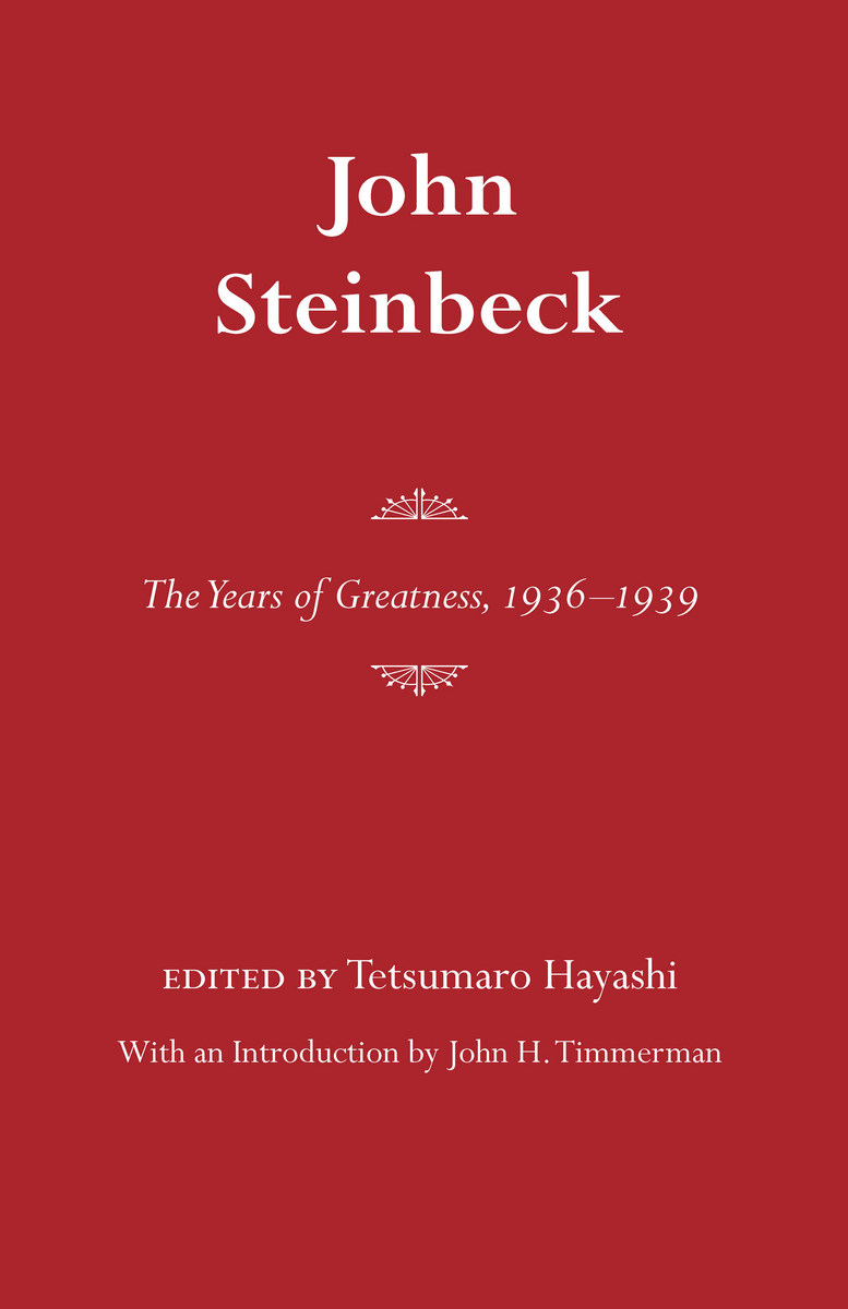 a biography of john steinbeck the american nobel laureate writer In his nobel acceptance speech in 1962, steinbeck said that 'a writer who does not passionately believe in the perfectibility of man has no dedication nor any membership in literature.
