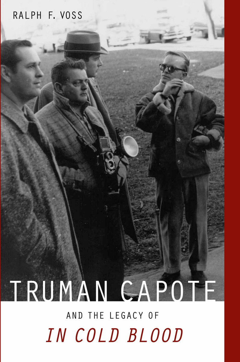 truman capote and the legacy of in cold blood  cover of book